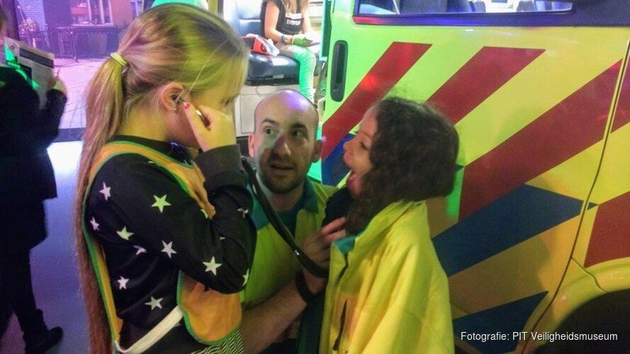 Ontmoet de Ambulanceverpleegkundige in PIT Veiligheidsmuseum