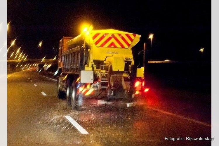 Code geel van kracht: kans op gladheid op de wegen