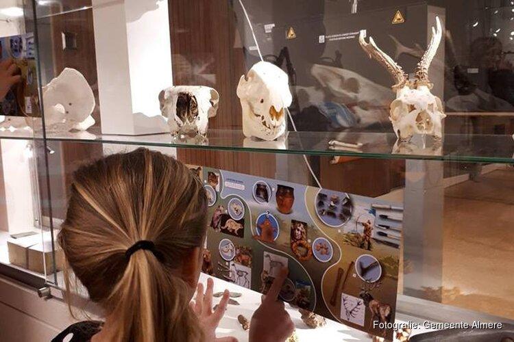 Knutselen, films en rondleidingen tijdens de vakantie in Erfgoedhuis Almere
