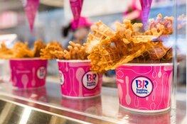 Baskin-Robbins komt naar Almere, 's Werelds grootste ijsketen opent vierde vestiging in Nederland