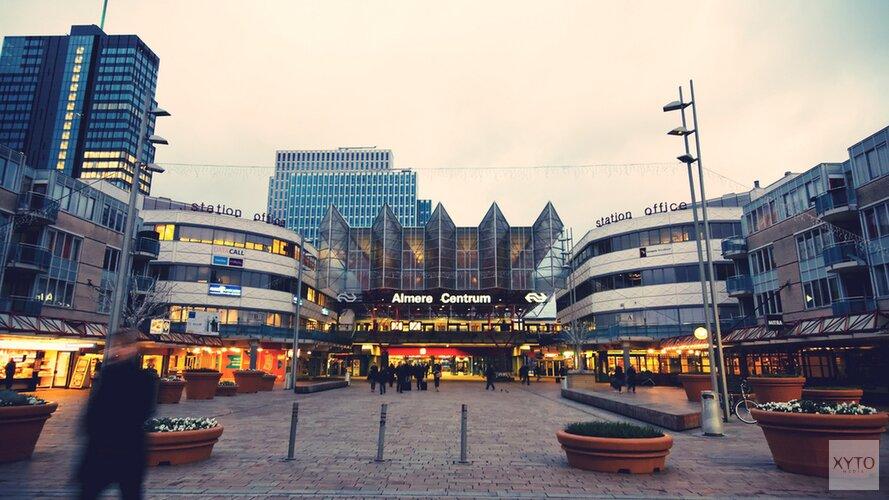 Nieuwe horeca in Almere Centrum