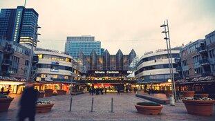 Meerdere nieuwkomers in Almere Centrum